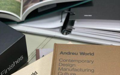 Distribuidores de la prestigiosa marca Andreu World