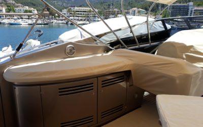 Tapicería náutica, un plus de calidad con sello EGEA